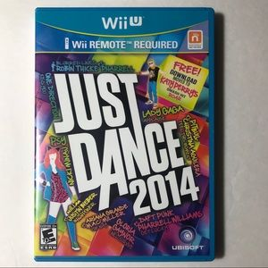 Just Dance 2014 for the Will U